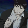 roy mustang's oral fixation