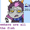 ♒; wwhere are all the fish
