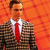 TBBT - Sheldon plaid