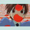 night_owl_9: Haruhi - rose petals float away