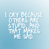 Cam: stupid ppl