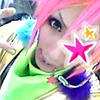 ぴんぴん ⇒ Pink.