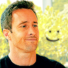 tarnishedangel2: Steve has a SWEET smile. : )