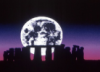 * - stonehenge moon