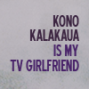 H50 - kono TVgirlfriend by bananners