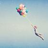 -: Stock - balloons