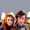 DW: Amy & Eleven Stare