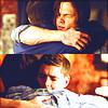 brother hug!!!