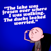 [pilkington] ducks