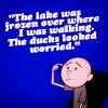 [pilkington] ducks