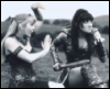 Gabby and Xena