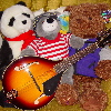 bear mandolin band