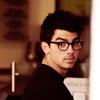 [older] glasses | huh? | look back