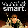 rocks are smart