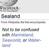 HETALIA: Sealand
