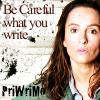 rodlox: Be careful what you write