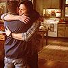 Sammy-chan: SPN - Sam/Dean hug