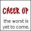 SkylarGrace: Cheer Up!