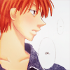 Kyo Sohma: ‹ oh › you see her you can't touch her