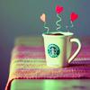 чашка + 3 сердечка