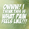 that girl, she glows: Dr.H-What Pain Feels Like txt.
