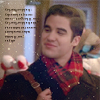 Aelora: Glee - Blaine billy crystal