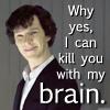 Brain - Sherlock