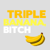 Topetine: H50: triple banannnanaa bitch