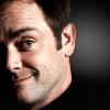 SPN Crowley smirk