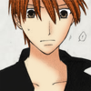 Kyo Sohma: ‹ disturbed › why are my eyes this color