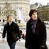 miwahni: Sherlock Trafalgar Square