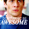 Jill aka Jo: Chuck: Don't Panic Be Awesome