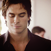 love kickstarts again: VD: Damon smuggish heh