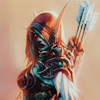 WoW => Lady Slyvanas the Banshee Queen
