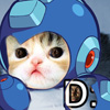 Megaman Fwee Cat
