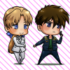 Chibi!protection - For 1xR fanworks