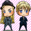 Chibi!suits - For 4xD fanworks