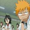 Kurosaki Ichigo: I can't wait for you to shut me up--