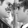 GLESH: Karofsky/Blaine; Falling