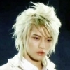 Jae Joong hero blonde