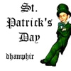 dhamphir st paddy's day