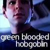 nuSpock Green Blooded Hobgoblin
