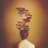 тяжесть книг