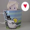 Tino in Moomin cup