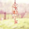 Cam: pink keys