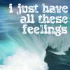 X-feeling wave
