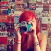Jessica Nicole: girl; camera shy