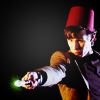 eleven and his fez