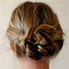 just another girl next door: hair » braided bun