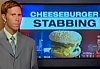 cheeseburger stabbing